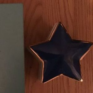 Accessories - Tiffany and co Blue Star jewelry box/case